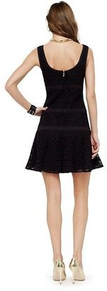 Juicy Couture Geo Lace Tank Dress