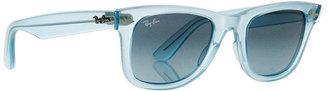 Ray-Ban Ice-Pop Wayfarer Sunglasses in Blueberry 6055/4M