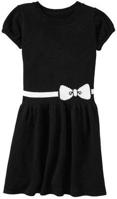 Gap Bow knit dress