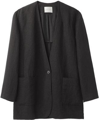 La Garçonne Moderne / gentleman blazer