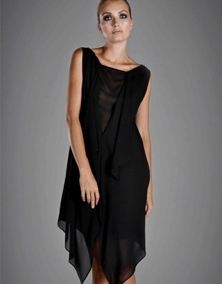 Carnet de Mode Jessicachoay Dress - Broken Beauty - black
