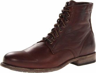 Frye Men's Tyler Lace-Up Boot Black7 M US