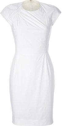 Viktor & Rolf White Stretch Cotton Dress