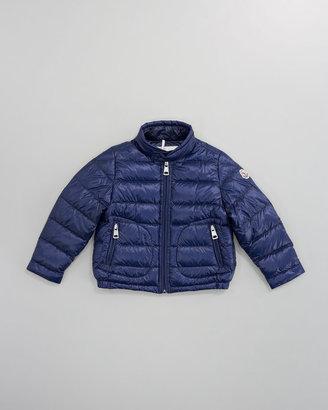 Moncler Acorus Packable Jacket, Sizes 8-10
