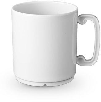 L'OBJET Han White Porcelain Mug