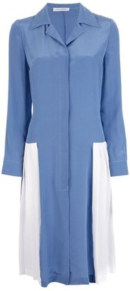 J.W.Anderson pleated front dress