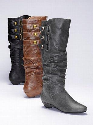 Madden-Girl Zulah Riding Boot