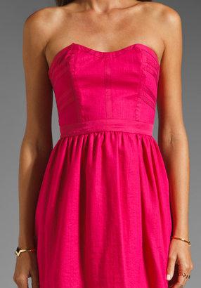 Keepsake Still On My Mind Strapless Dress