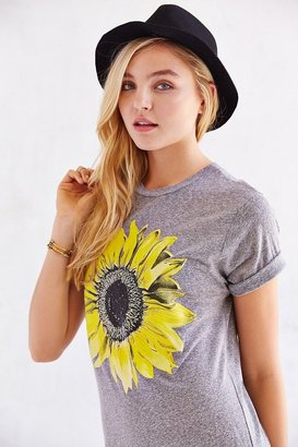 Truly Madly Deeply Sunflower Triblend Tee
