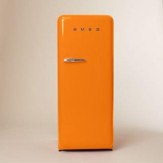 Smeg Refrigerator - Orange