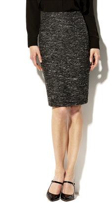 Vince Camuto Tweed Pencil Skirt