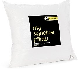 Bloomingdale's My Signature Pillow, Medium Density, Euro - 100% Exclusive