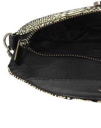 Topshop Leather Crossbody Bag