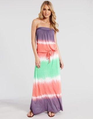 South Beach Dip Dye Maxi Dress