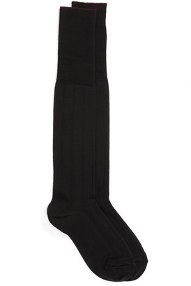 Nordstrom Over the Calf Wool Socks