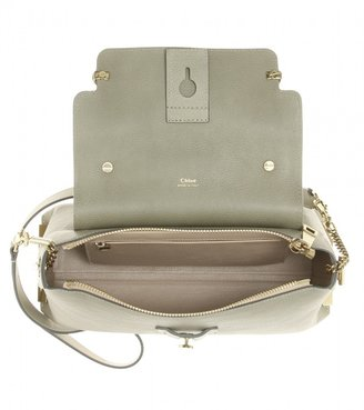 Chloé Clare Medium leather shoulder bag