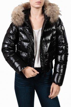 Moncler Alpin Puffer Jacket Black