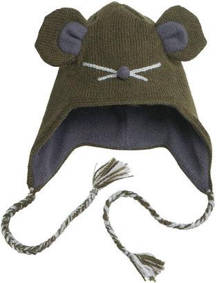 Egg Alpaca Mouse Hat