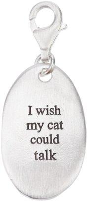 Bjorg 'i wish my cat could talk' pendant