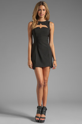 Funktional Reflection Cut Out Dress