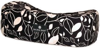 Balboa Baby Nursing Pillow-Black & White Leaf
