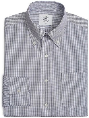 Brooks Brothers Button-Down Shirt with Mitered Cuffs