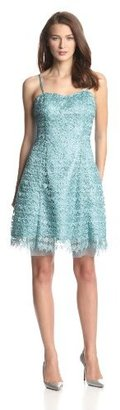 Adrianna Papell Women's Strapless Party Dress