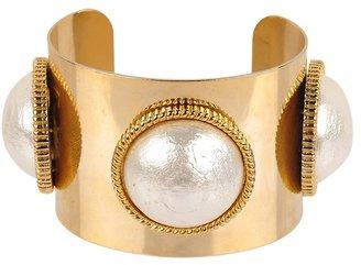Yochi Design Yochi Pearl Cuff