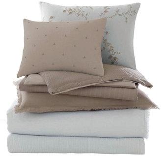 Vera Wang Iolite Linen/Cotton Queen Duvet
