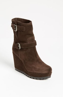 Prada Wedge Boot