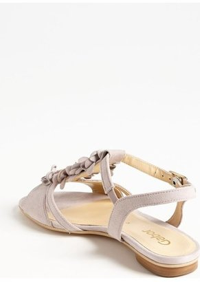 Gabor Flat Sandal