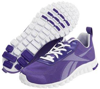 Reebok RealFlex Scream (Pushy Purple/White) - Footwear