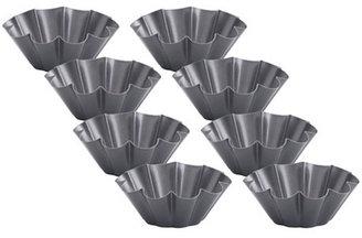 S/8 Nonstick Mini Brioche Pans