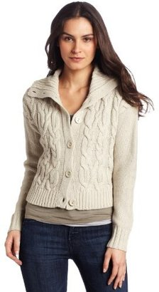 Kensie Women's Cuddle Knit Cardigan
