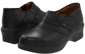 Ariat Safety Toe Clog (Black) Women's Clog Shoes