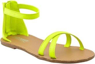 Old Navy Girls Cross-Strap Sandals