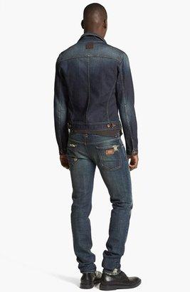 Dolce & Gabbana Dark Denim Jacket