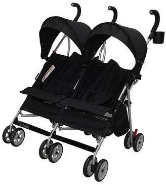 Babies 'R' Us Babies R Us Side-By-Side Double Stroller - Black