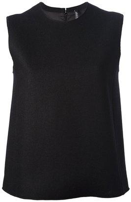 Neil Barrett sleeveless top