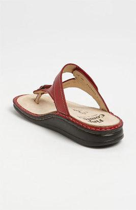 Finn Comfort Women's 'Alexandria' Thong Sandal