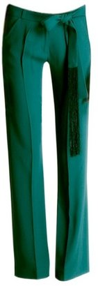 Alexis Mabille Green Trousers