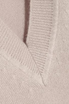 Maison Martin Margiela Fine-knit cashmere sweater