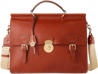 Dooney & Bourke Alto Double Gusset Buckle Briefcase