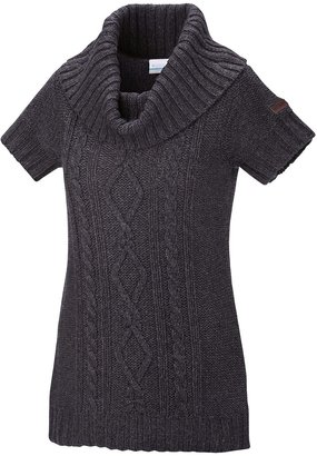 Columbia Cabled Cutie Tunic Sweater (For Women)