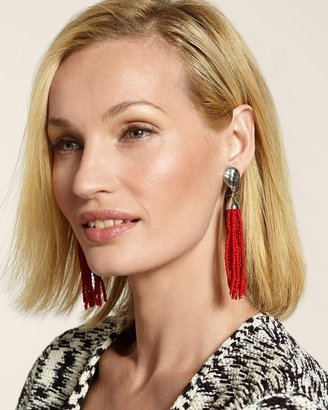 Chico's Alicate Clip Earring