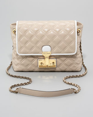 Marc Jacobs The Single Baroque Two-Tone Quilted Bag, Large