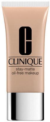 Clinique Stay-Matte Oil-Free Makeup $26 thestylecure.com