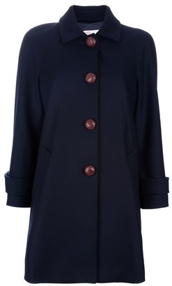 RED Valentino short coat