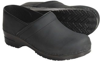Sanita Professional San Flex Clogs - Oiled Leather (For Women)