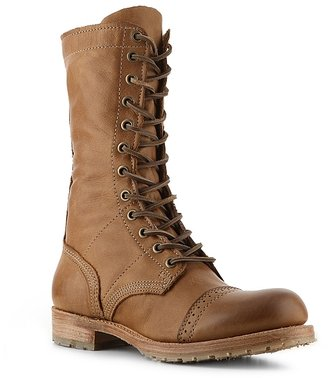 Vintage Shoe Company Molly Lace-Up Boot